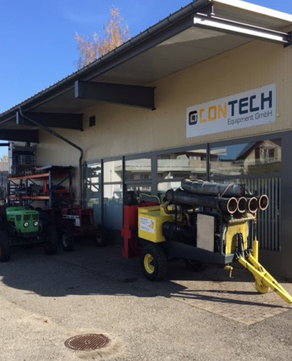 CONTECH Equipment GmbH
